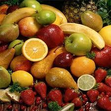 Fruta:dieta anti-edad