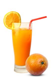 Zumo Naranja Salud