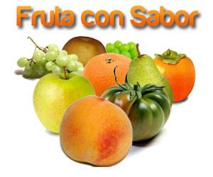 Fruta española con sabor en comefruta