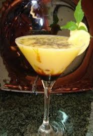 Receta batido de naranja y chocolate (Thermomix)