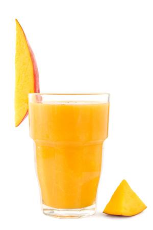 zumo melocoton mango papaya