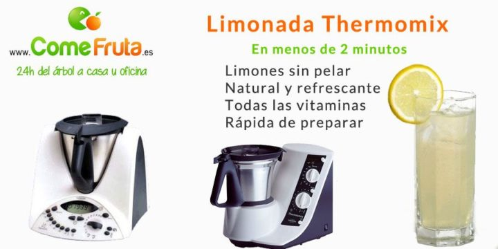 Limonada Thermomix