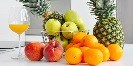 Elegir fruta con sabor