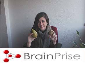 BrainPrise consigue sorprender a sus clientes con fruta fresca