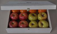 fotos fruta caja gourmet regalo