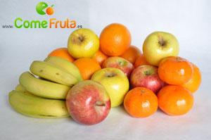 fotos frutas caja temporada