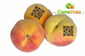 trazabilidad de la fruta