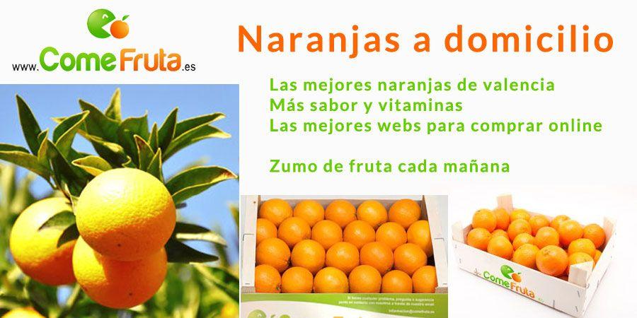 Comparativa precio naranjas a domicilio