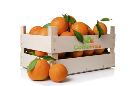Comer fruta por la noche como naranjas