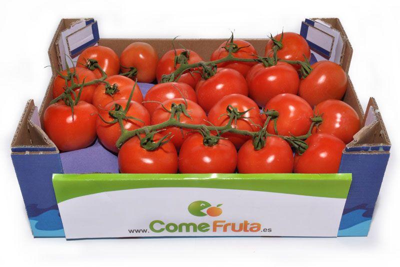 caja tomate rama