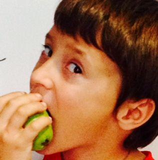 Familias sanas gracias a la buena fruta y verdura