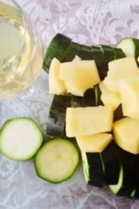 imverdura fresca principal de puré de calabacinage (3)