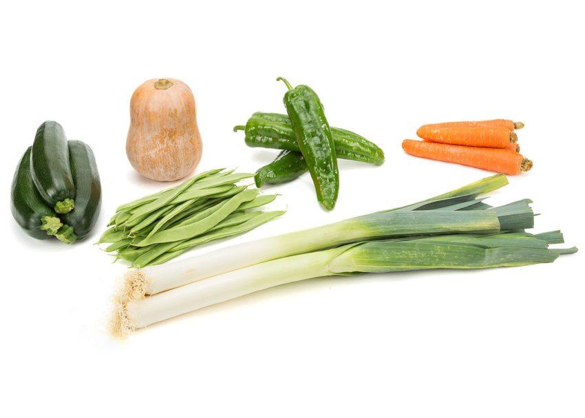 mix basicos verdura