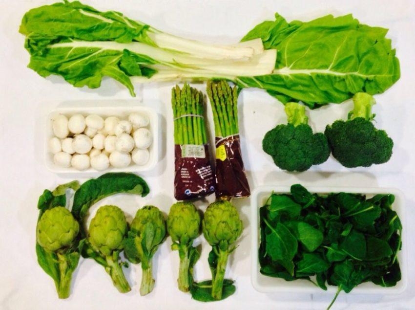 mix seleccion verdura