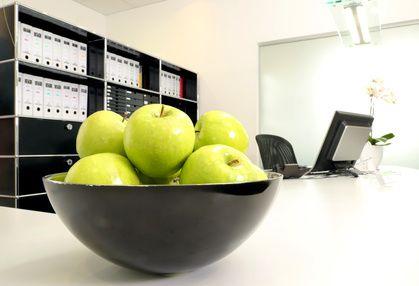 Programa de salud laboral: Furta en la oficina