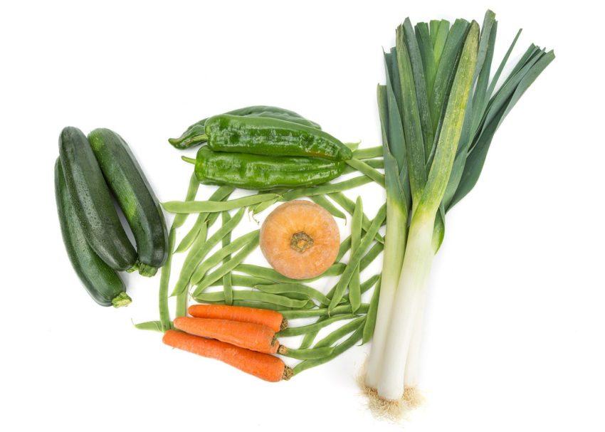 verduras naturales comefruta
