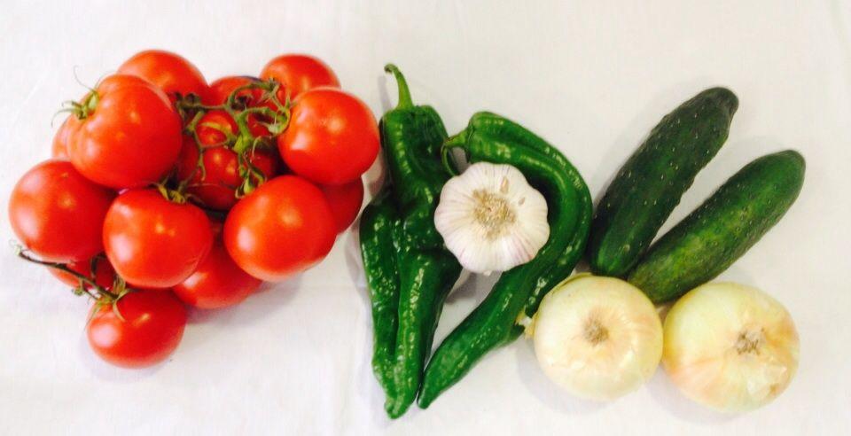 Enriquece tu Cremas de verano con fruta fresca: Gazpacho tuneado