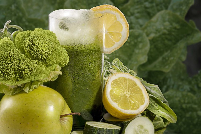 smoothie verde isabel