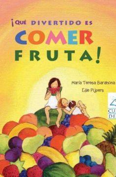 libro que divertido es comer fruta