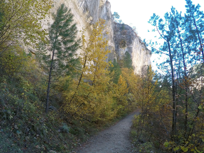 Fin de semana de otoño por la Hoz de Beteta y la Ruta del Mimbre (I)