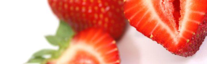 Frutas de temporada en primavera