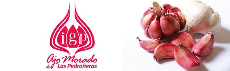 Ajo Morado de Las Pedroñeras