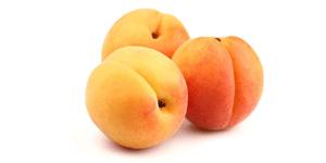 frutas de hueso albaricoques