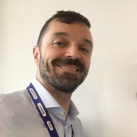 Alberto Garcia - HR Manager