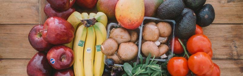 alimentación y vida saludable