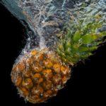 Frutas para mantenerte hidratado, piña