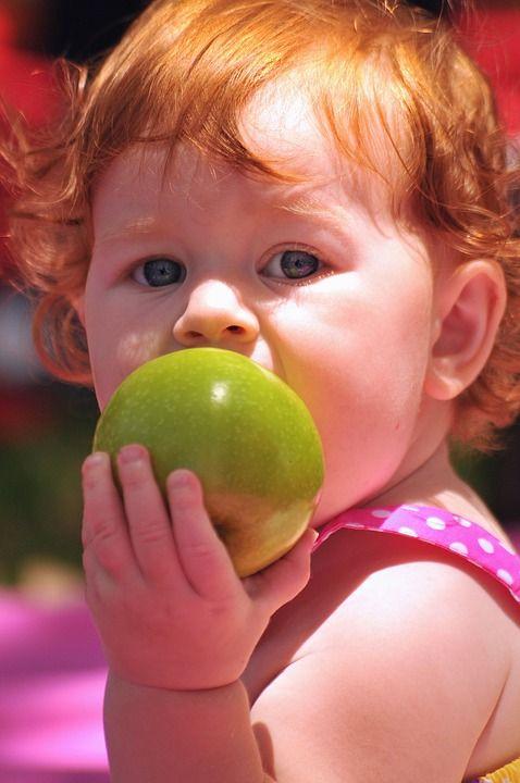 Frutas de temporada para niños, frutas de temporada para bebés