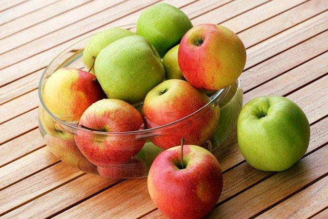 las mejores variedades de manzanas en este post