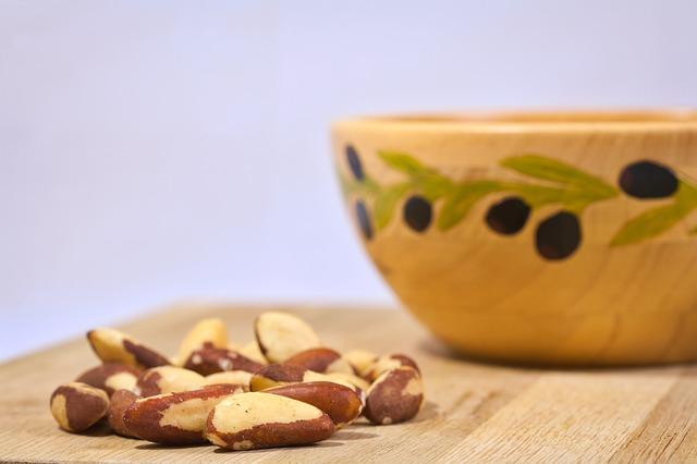 Beneficios de las Nueces de Brasil