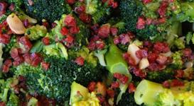 temporada de brócoli
