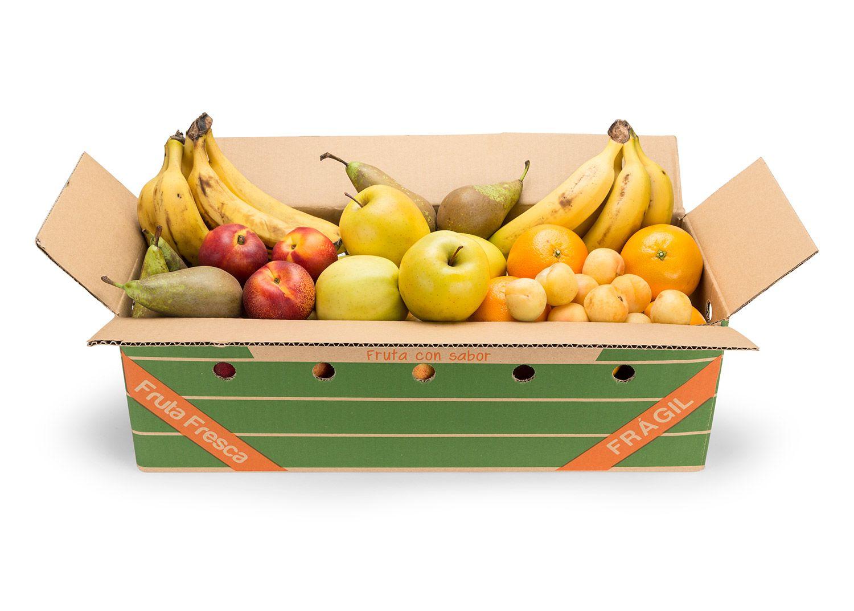 Comprar mix variedad frutas variadas online en comefruta - Cajas de fruta ...