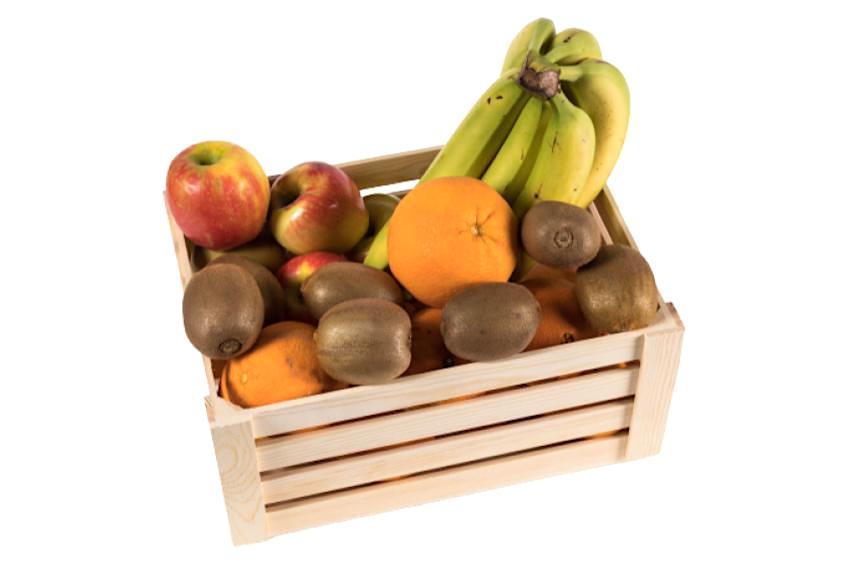 Regalar fruta a domicilio