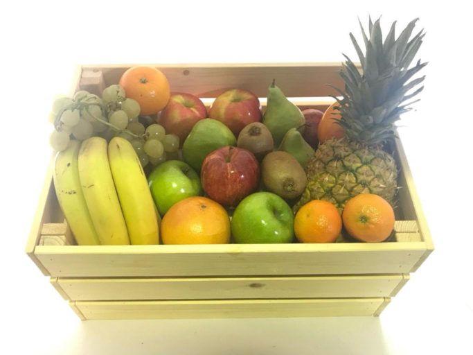 Cajas regalo de fruta a domicilio