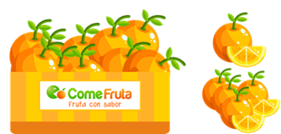 cajas unidades kilos fruta verdura