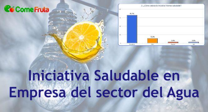 caso de éxito fruta en la oficina sector AGUA