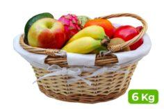 cesta regalo fruta