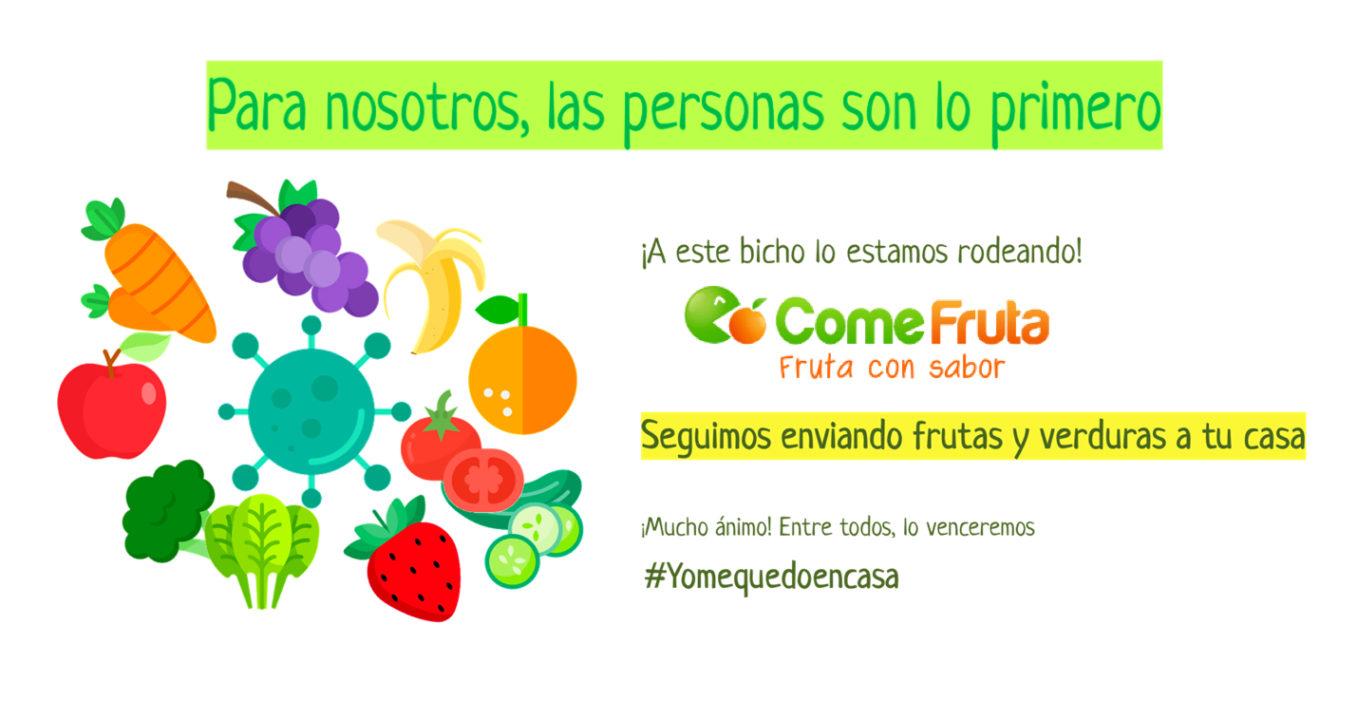 comefruta coronavirus