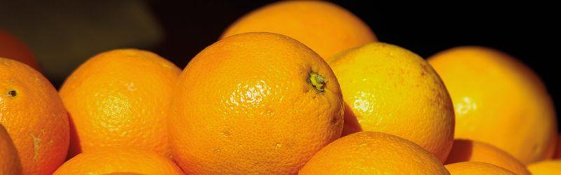 mejor momento del día para comer naranjas