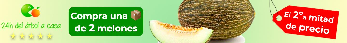 comprar melón a domicilio
