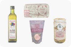 Conservas, Aceite y Especias