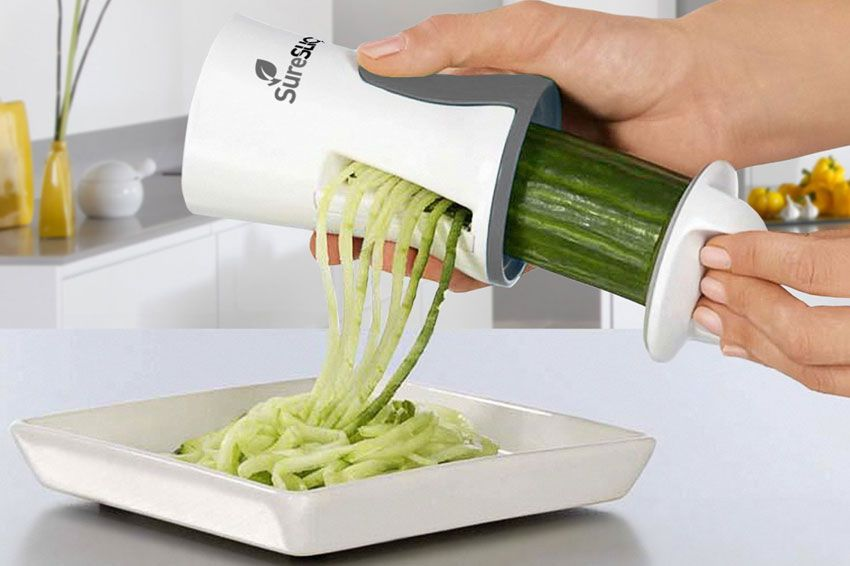 cortador verdura uso