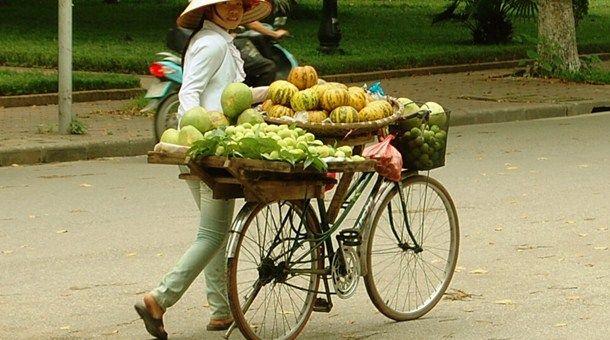 fruta de china