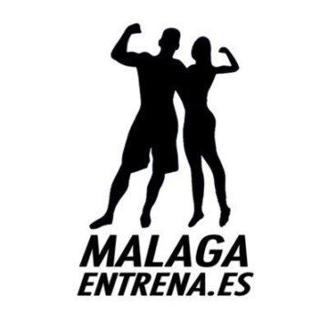 Fruta y deporte. Malaga entrena y ComeFruta