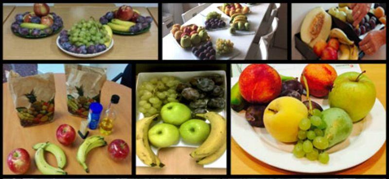 dia de la fruta empresa