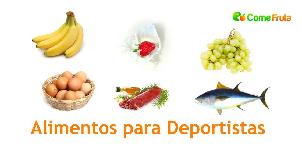 alimentación dieta deporte