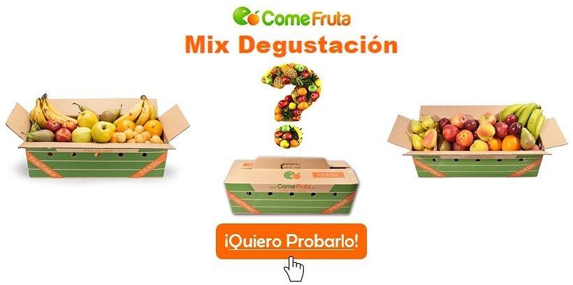 comprar fruta por suscripción